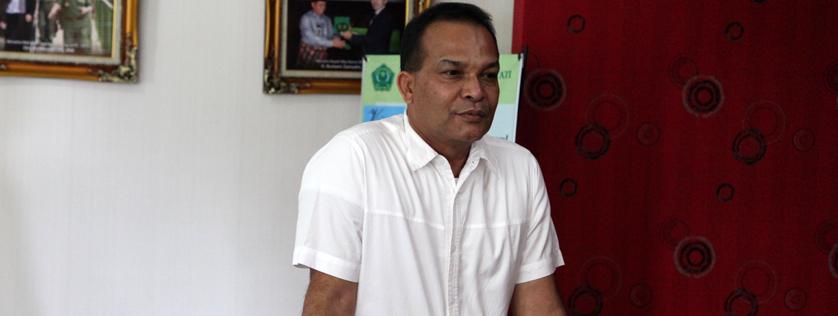 Kunjungan Direktur Bank Aceh ke RS Pertamina-Bintang Amin