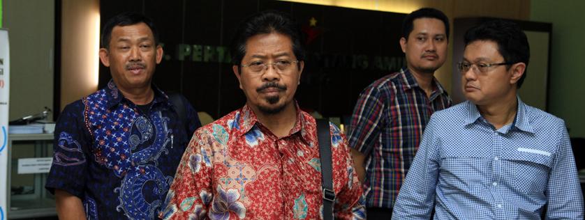 Direktur PT Timah Tbk Berkunjung ke RS Pertamina-Bintang Amin