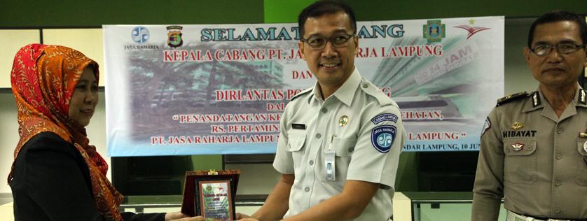 Mengapa Jasa Raharja Rangkul RS Pertamina-Bintang Amin?